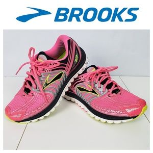 Brooks Glycerin 12 Womens Size 7.5 Running Shoes